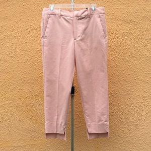 NWT Zara Woman Asymmetric Hem Pants